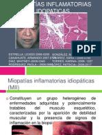 MIOPATÍAS-INFLAMATORIAS