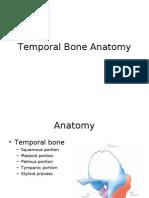 Temporal Bone Anatomy