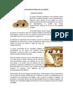 Evolucion Historica de La Vivienda