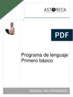 Manual Astoreca