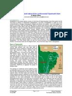 Tipaimukh Dam Presentation by Nargis