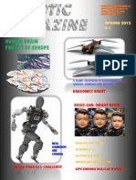 Robotic Magazine