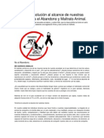 Noticias Maltrato Animal