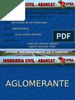 AGLOMERANTE