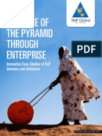 Raising the Base of the Pyramid Through Enterprise Innovative Case Studies of BoP Ventures and Initiatives