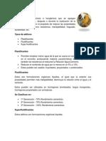 Aditivos e Impermeabilizantes-resumen