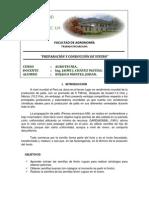 PREPARACIÓN Y CONDUCCIÓN DE VIVERO. BUJAICO