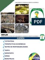Apresentacao Planejamento Manaus 2014 - Marcelo Filho