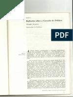 Reflexoes Sobre o Conceito de Politica - Schmitter