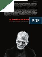 La Herencia de Beckett (5147)