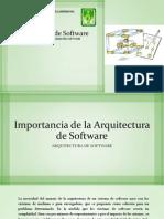 Arq. de Software