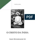 O CRISTO DA ÍNDIA