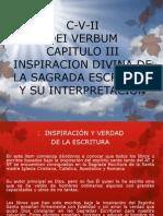 CV2 Cap3-Dei Verbum