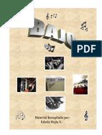 Acordes y Escalas para Bajo (Bass Chords and Scales)