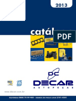 Catalogo Decar 2013