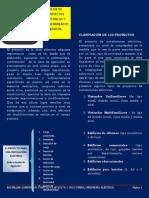 CLASE DE PROYECTOS ELÉCTRICOS Y REQUERIMIENTOS BÁSICO1