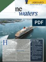 The Travel & Leisure Magazine Cruising From UK Ports+News