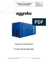 TC Manual Water Cooled Chillers