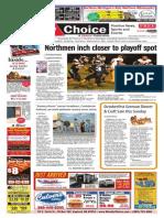 Weekly Choice - October 17, 2013