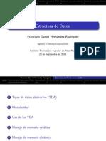 Diapositivas TDAs