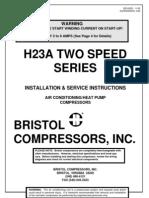 Bristol H2234643DBLA