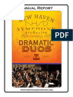 New Haven Symphony Orchestra Annl Rpt 2012-13