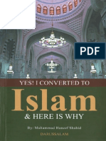 Yes I Converted to Islam