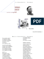 Seleccion Poemas Mario Benedetti