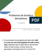 nivbiologia6 Problemas de Genética Mendeliana