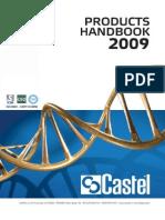 Products Handbook 2009