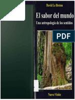 LEBRETON El Sabor Del Mundo