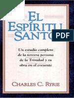 Bien Bien Charles c Ryrie El Espiritu Santo