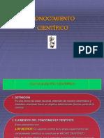 Conocimiento científico 25-11-11