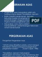 Nota pergerakan asas-pjm3102