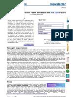 Tenegen Newsletter 3 2009 July
