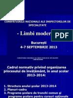 1. Cadru normativ 2013