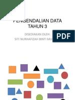 Pengendalian Data