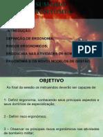 apresentação PAT - 2006- Ergonomia