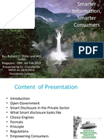 Smarter Information, Smarter Consumers-1