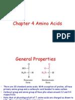 Chapter4 Amino Acid