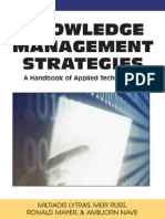 Knowledge Management Strategies A Handbook of Applied Technologies.pdf
