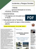 Accidentes y Riesgos Sociales LIBRO Presentacion HEE Consultores