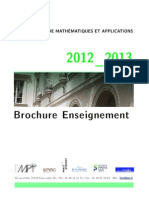 Brochure Enseignement 2012-2013(Derniere)