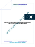 157.DESIGN OF ULTRA LOW COST CELL PHONE BASED EMBEDDED SYSTEM FOR IRRIGATION.pdf