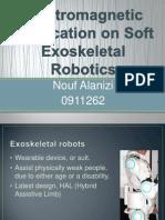 Electromagnetic Application on Soft Exoskeletal Robotics.pptx