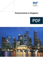 Doing Business in Singapore2012