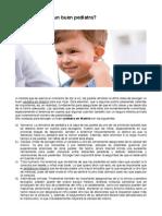 Pediatra en Madrid