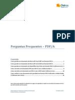 FAQ - PDF-A v22