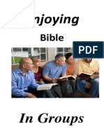 Enjoy your Bible in Groups