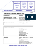 HVT Substation Equipment - Product List.pdf